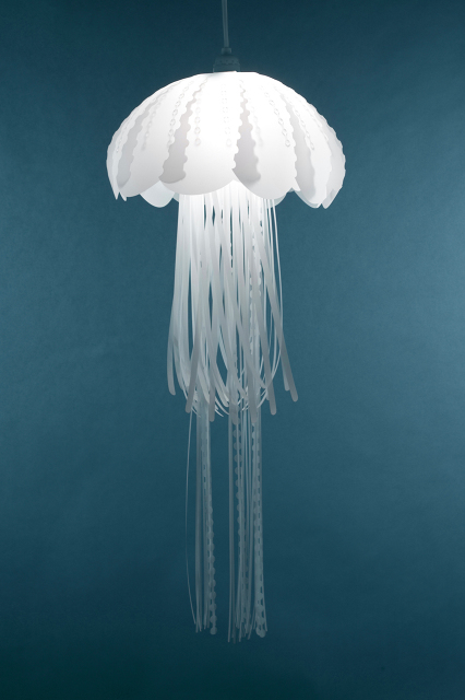 Jellyfish Inspired Lighting Collections