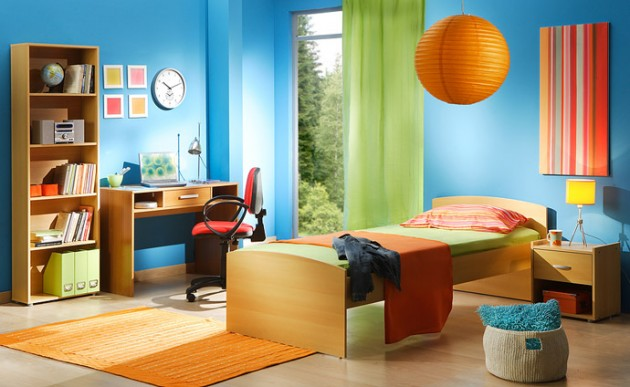 Green Bedroom Ideas For Boys 3 Awesome Design