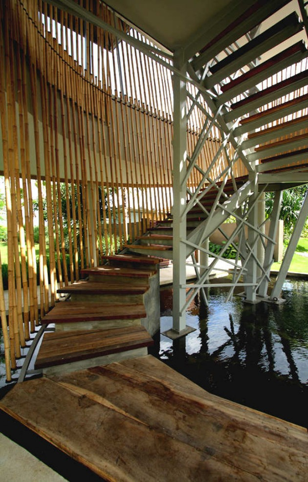 Kayu Aga House in Bali, Indonesia by Yoka Sara International