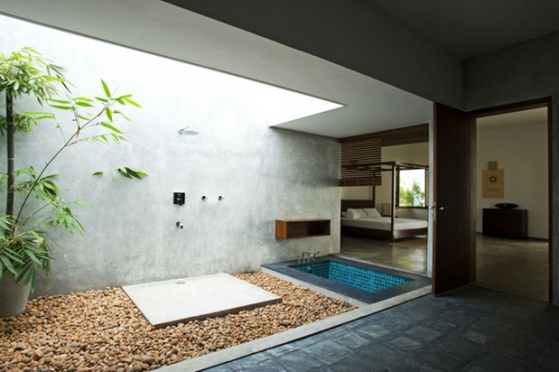 Charmant 37 Amazing Bathroom Designs That Fused With Nature