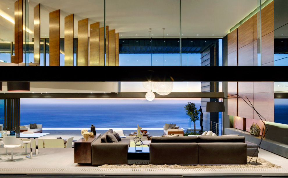 Modern Mansion With Perfect Interiors By Saota: Nettleton 199 / SAOTA
