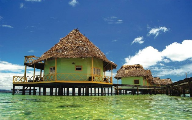 10 Sensational Resorts with Overwater Bungalows