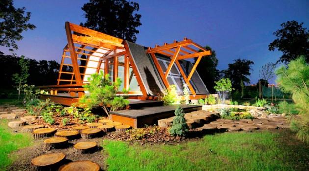 Soleta ZeroEnergy One : Eco Homes Prototypes by FITS