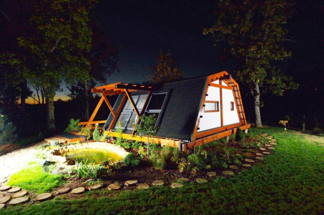 Soleta ZeroEnergy One : Eco Homes Prototypes by FITS