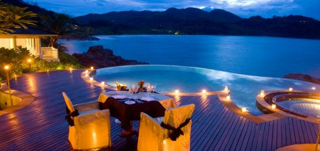 Top 10 Most Tropical Beach Resorts