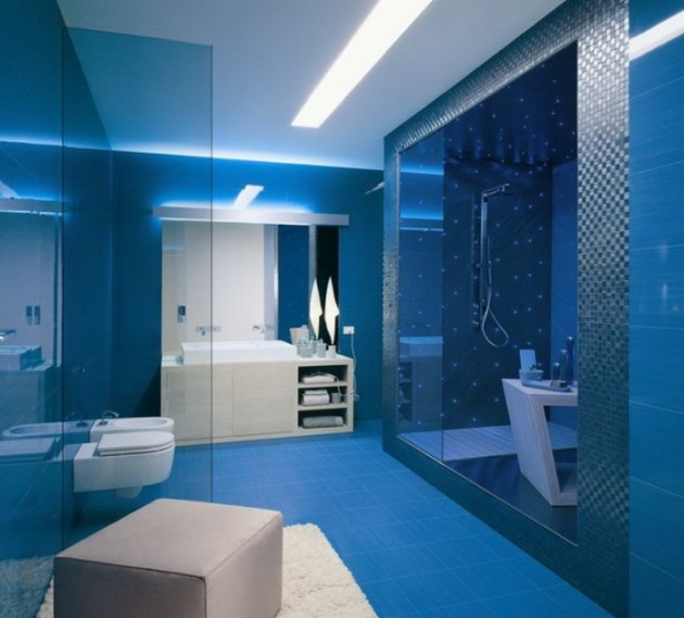 Top 5 modern bathroom color ideas that makes you feel Contemporary bathroom colors