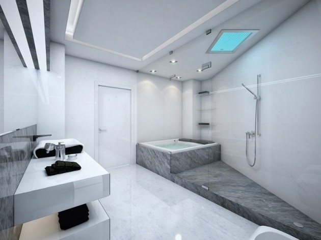TOP 5 Modern Bathroom Color Ideas that Makes you Feel Comfortable in your Own Place