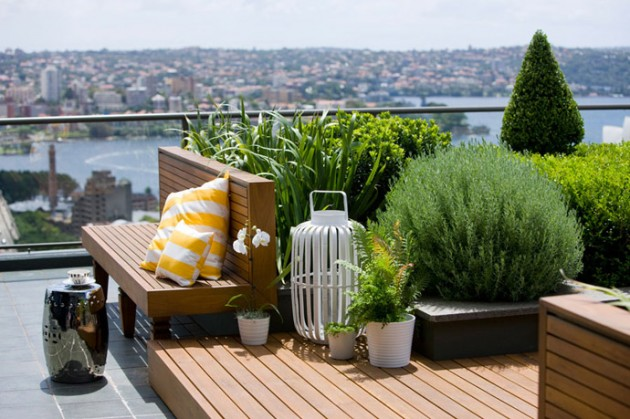 The Ultimate Secret Roof Garden