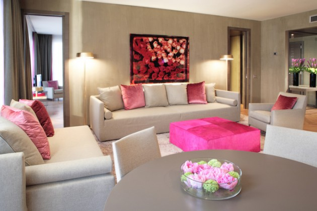 Rosa Grand Stunning Luxury Hotel in Milan