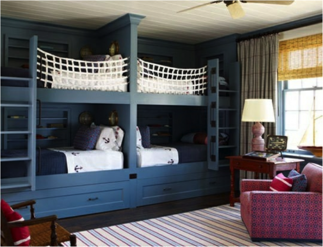 Cool Bunkbeds cool and playful bunk beds ideas