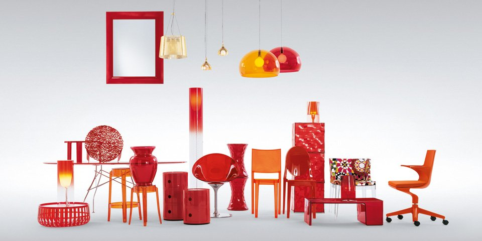 Kartell The Famous Plastic Culture - Kartell furniture