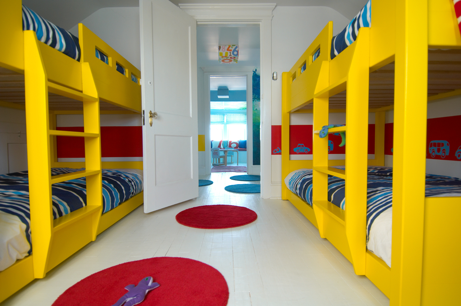 Cool Bedrooms With Bunk Beds 30 Cool And Playful Bunk Beds Ideas