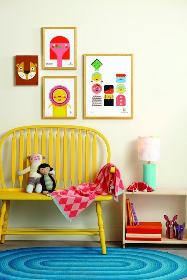 Colorful Patio Furniture Diy