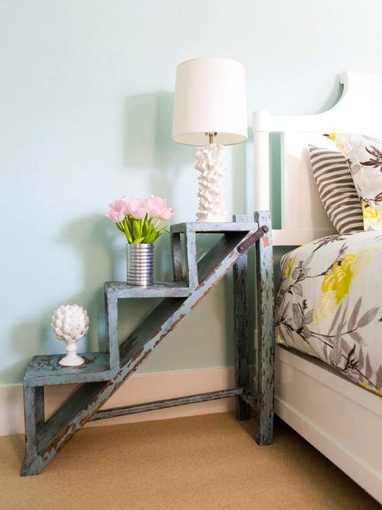 20 adorable diy nightstands Cute Night Stands