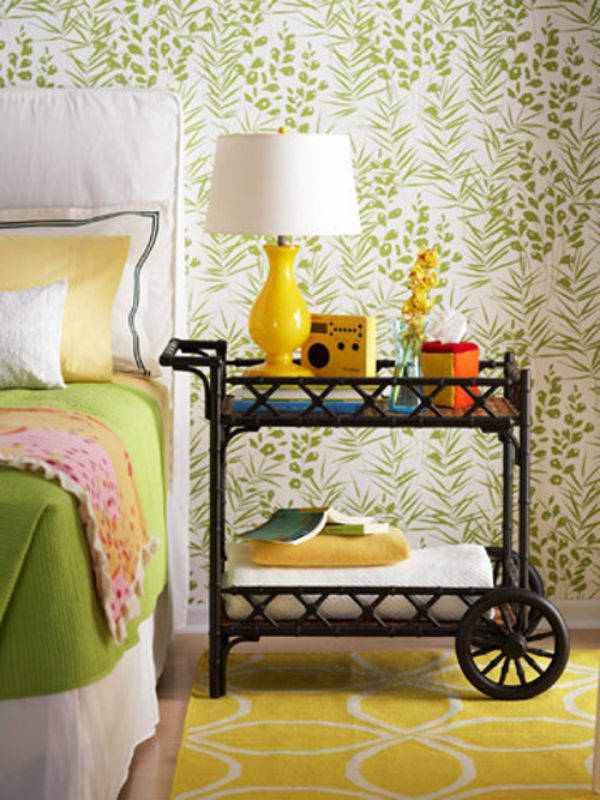 20 Adorable DIY Nightstands