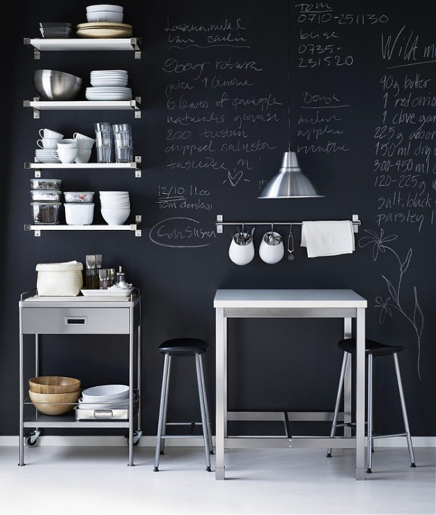 25 Amazing Chalkboard Wall Paint Ideas