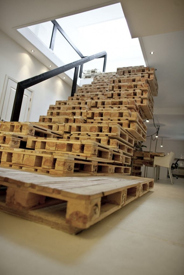20 Unique Staircases
