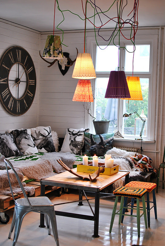 Interior Boho Design Living Room Home Decor: 20 Amazing Bohemian Chic Interiors