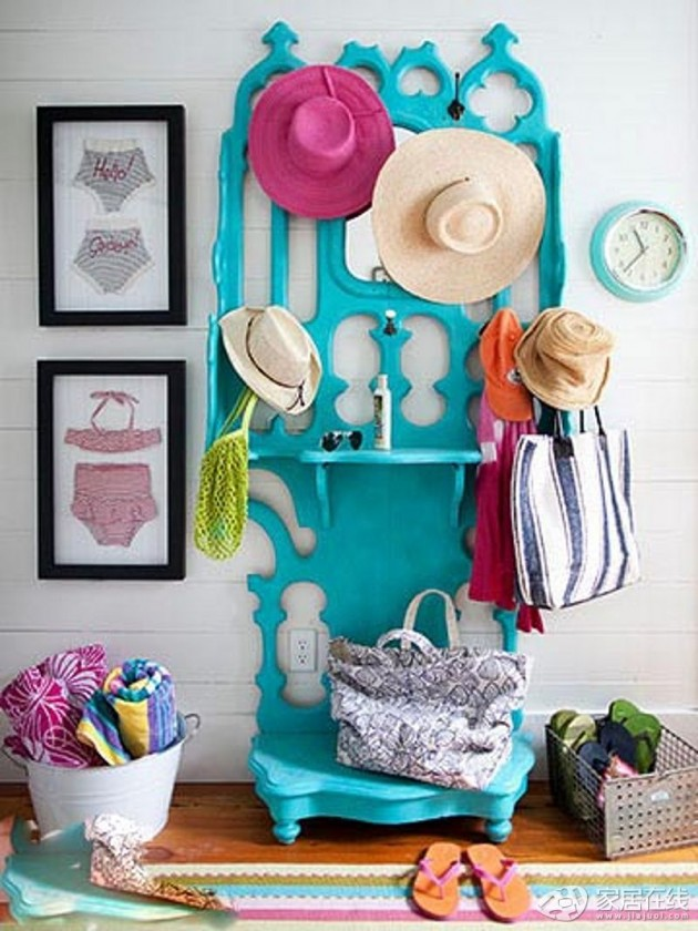 25 Brightly Painted Furniture Ideas