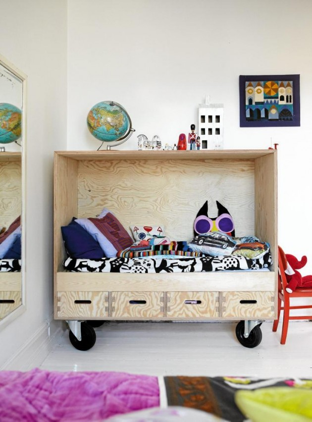 diy childrens bedroom furniture. 19. Interesting Place To Play And Have Fun. 20 DIY Adorable Ideas For Kids  Room Diy Childrens Bedroom Furniture
