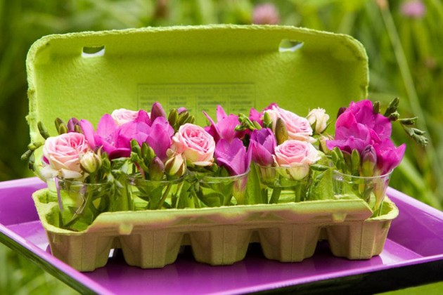 20 Creative DIY Egg Carton Ideas