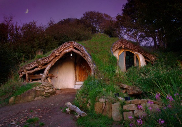 10 Magical Hobbit Houses