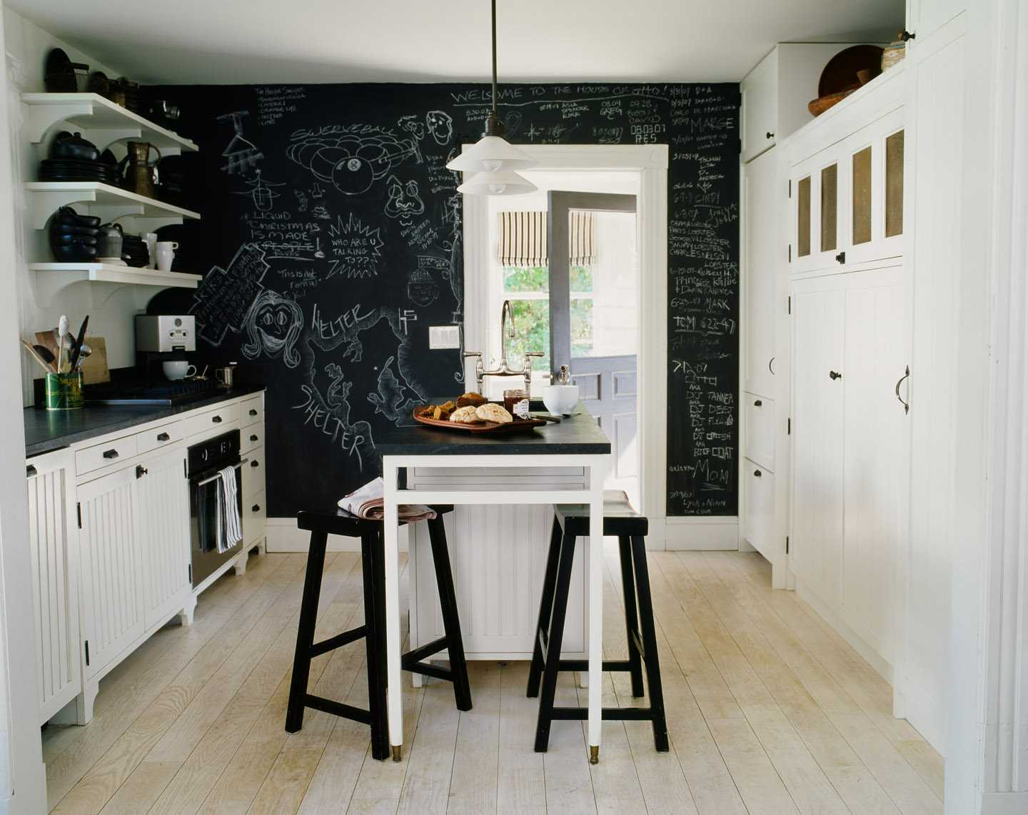 Kitchen Chalkboard Wall 25 Amazing Chalkboard Wall Paint Ideas