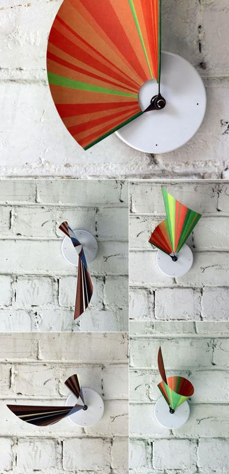 20 Unusual and Creative DIY Clocks