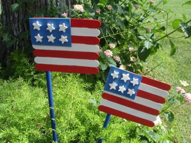 Crafty-Wood-Stick-Flags