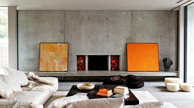 15 Brilliant Apartments with Concrete Elements