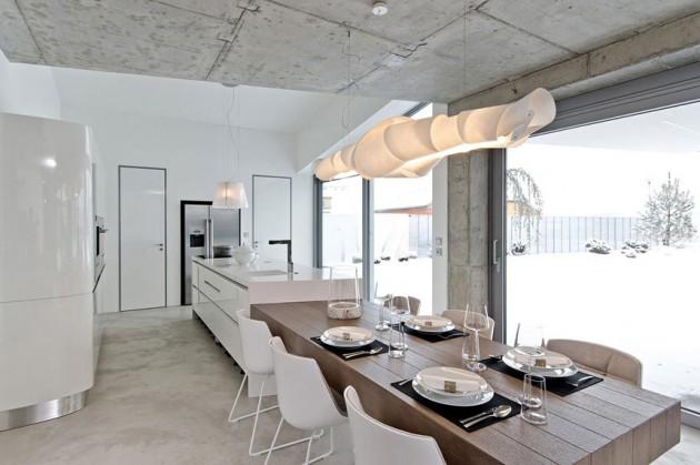 15 Brilliant Apartments with Concrete Elements