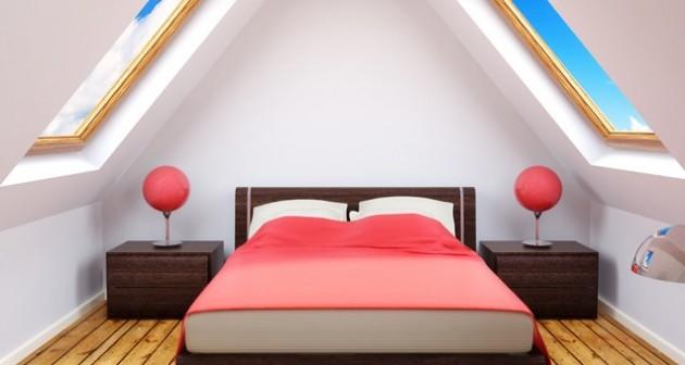 20 stunning attic room design ideas - Attic Design Ideas