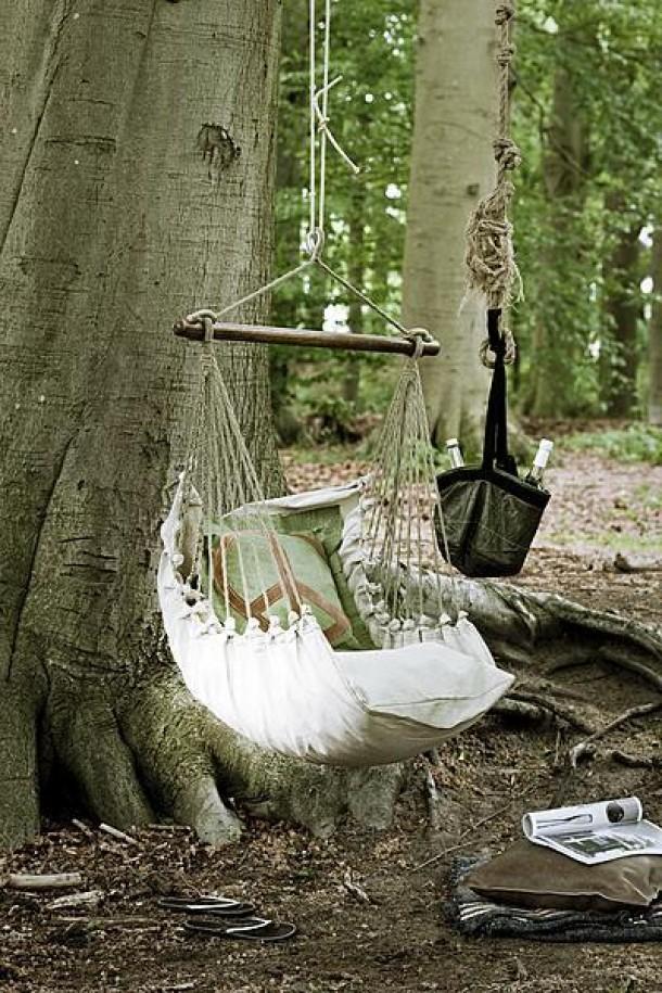 Preferred 10 DIY Adorable Tree Swings RA08