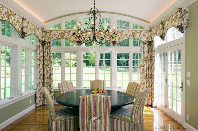 38 modern sunrooms with simple elegance and modern style for Sunroom curtains