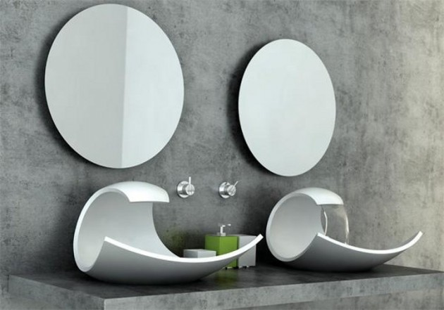 Impressive Unusual Sink Design Ideas