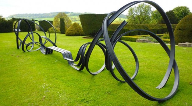 30 Eye-Catching Public Benches