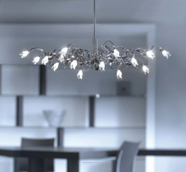 20 Pretty Cool Lighting Ideas For Contemporary Living Room