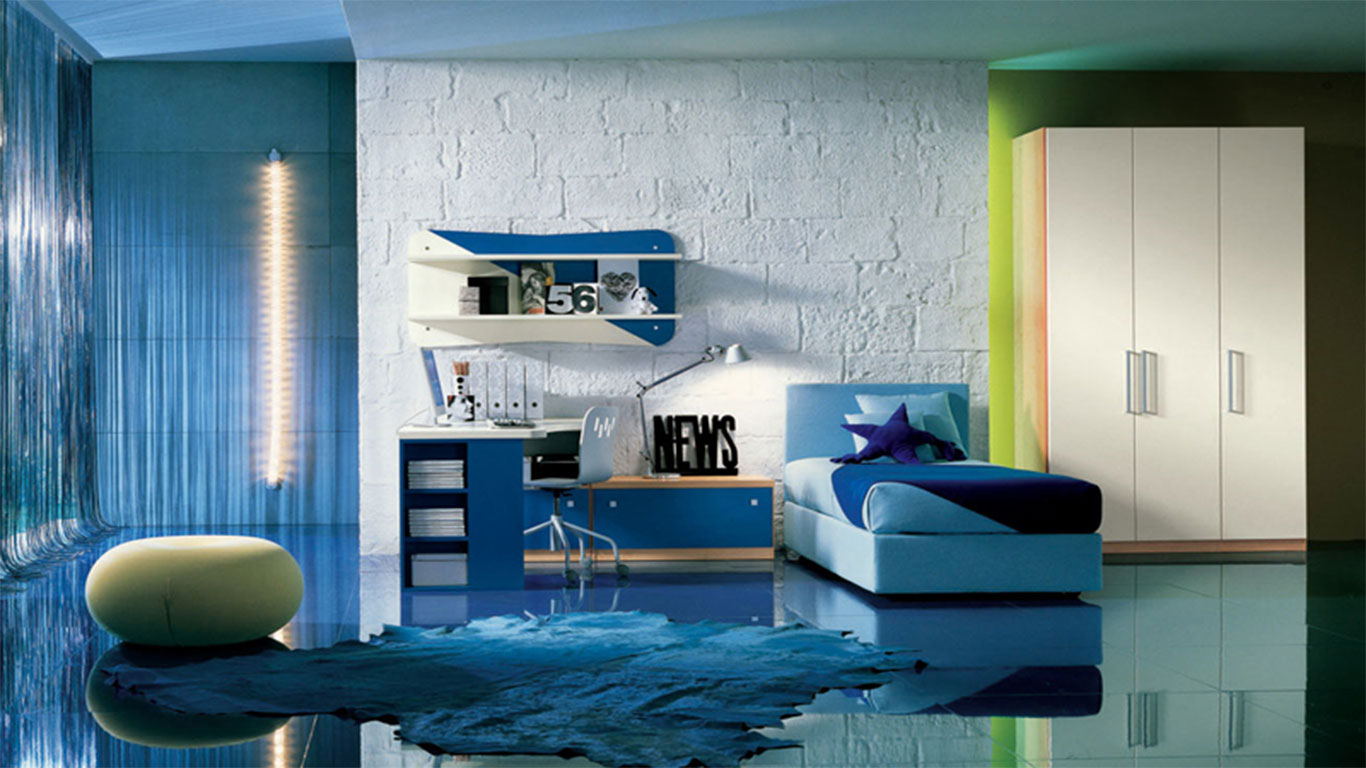 36 trendy teen room design ideas for Room interior design for teenagers