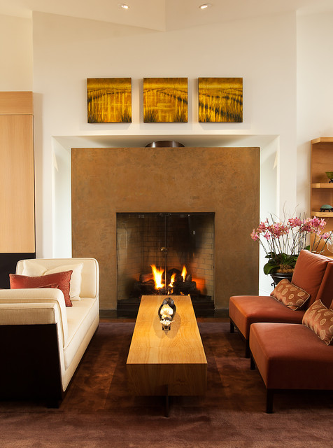 30 Amazing Modern Fireplaces That Will Leave You Breathless