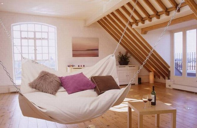 Attic Design Ideas create a full attic apartment 20 Stunning Attic Room Design Ideas