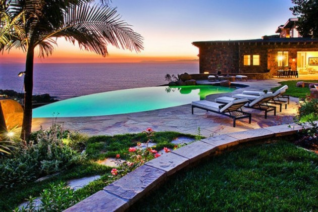 40 Fancy Swimming Pools for Your Home - You Will Want to Have Them Immediately