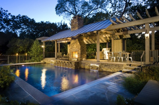 40 Fancy Swimming Pools for Your Home - You Will Want to ...