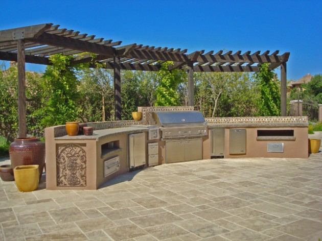 37 Ideas How to Make Modern and Functional Grill Zone for Everyday Enjoyment