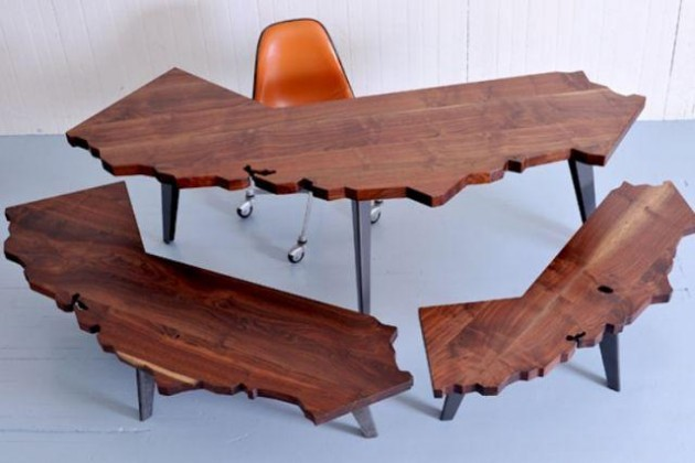 1970 Dogwood Street: A Unique Piece of Furniture