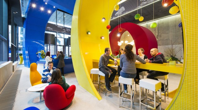 Google Campus Dublin / Camenzind Evolution + Henry J. Lyons Architects