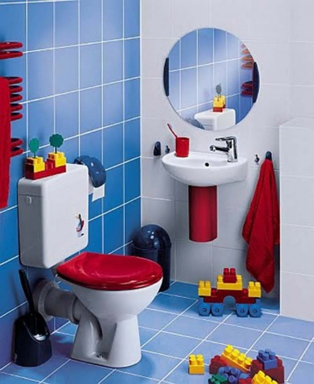 kid friendly bathroom ideas 30 colorful and bathroom ideas 18965