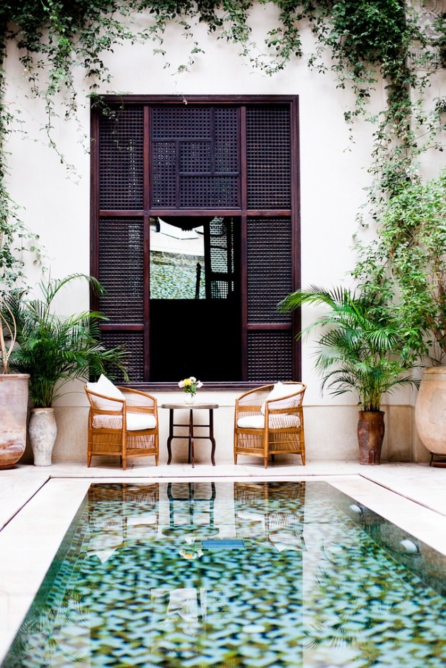 30 magical zen gardens for Zen pool design