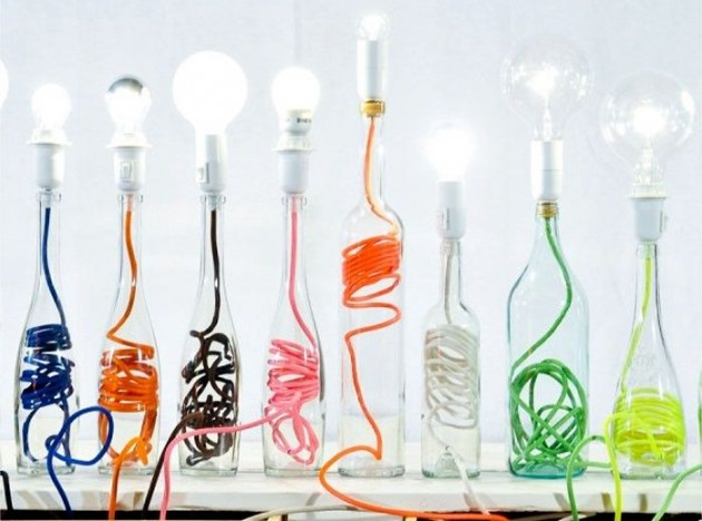 24 Creative DIY Light Bulbs