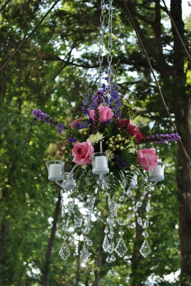 Charming Chandelier Ideas for Your Garden