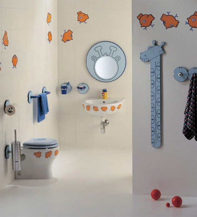 Bathroom Designs Kids colorful and fun kids bathroom ideas